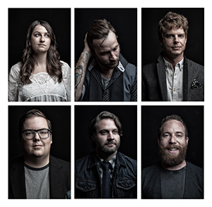 Strumbellas Press Photo 2015